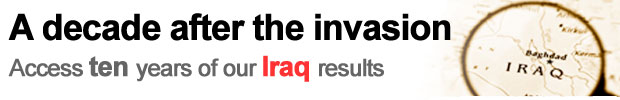 Iraq - 10 years on