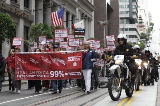 More Continue To Support Occupy Wall Street Goals Than Oppose Them