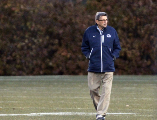 61% Approve Of The Firing Of Penn State Coach Joe Paterno