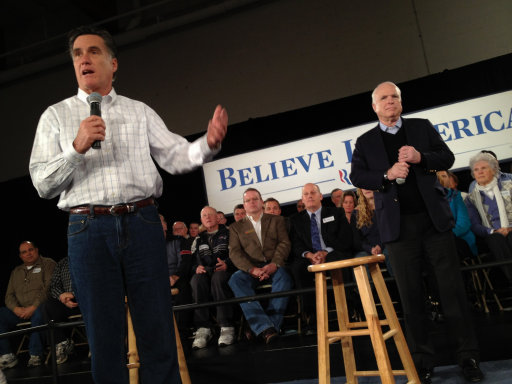 Maybe He's Not A Liar; But Half Of Gop Voters Think Romney Doesn't Say What He Really Believes