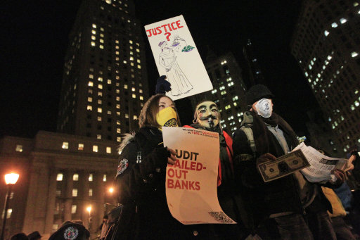The 99% Agrees With Occupy Wall Street On The Existence Of A Class Divide