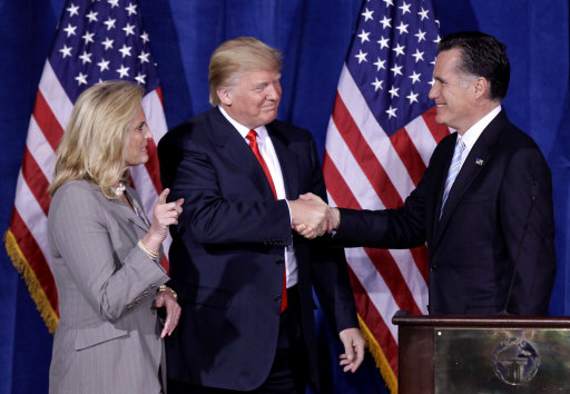 Romney May Not Be A First Choice For Many Gop Voters, But He Is Acceptable To Nearly All