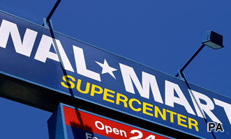 Wal-Mart bribery scandal: Buzz effect moderate so far