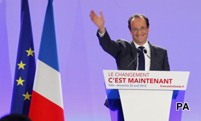 Hollande: Better than Sarkozy?