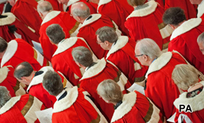 'Why Lords reform won't happen'