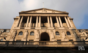 Bank of England: power balance