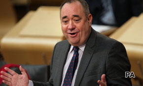 Pro-Salmond, anti-independence