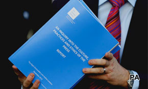 Leveson: post-publication survey