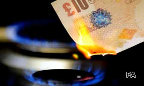 Brits worried about energy bills