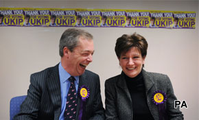 How UKIP voters compare