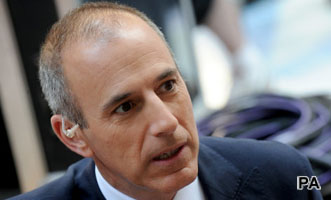 Matt Lauer: Should he stay or should he go now?