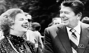 Special Relationship Strongest Under Thatcher