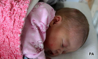 Infant Abandonment: Safe Haven Laws