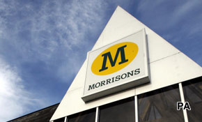 Redundancies at Morrisons hits Facebook and Twitter