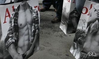 Abercrombie & Fitch scores tumble with Millennials