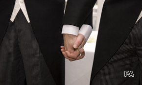 Gay marriage: 'No huge demand'?
