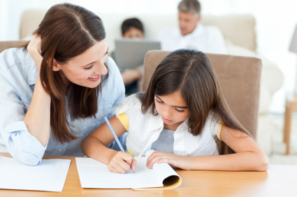 Homework: Should parents help their children, or not?