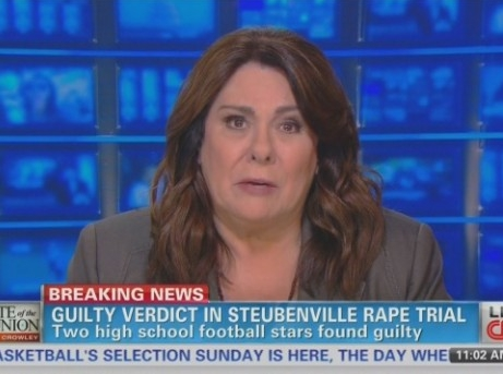 Criticism for media in Steubenville case