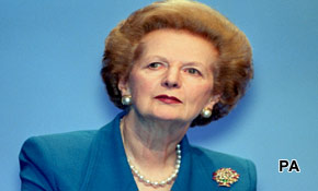 Margaret Thatcher and public opinion