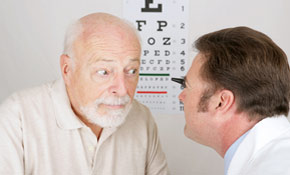 Over 50s risking unnecessary sight loss