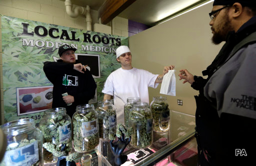 Majority think marijuana will be legal in 30 years