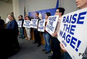 May Day: Americans want higher minimum wage