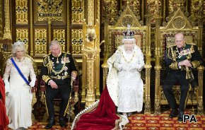 Britain warms to King Charles