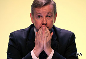 Reputation audit: Michael Gove