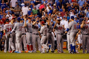 American League teams favorites for World Series