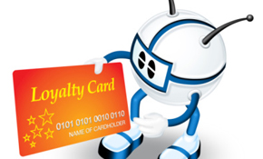 British shoppers in love with loyalty cards