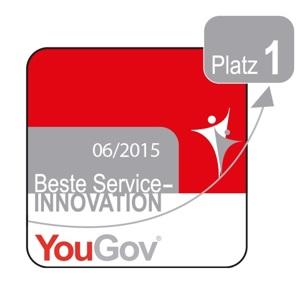 Service-Innovationspreis