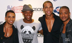 Everybody in Love with JLS?