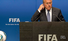 Allegations damage FIFA