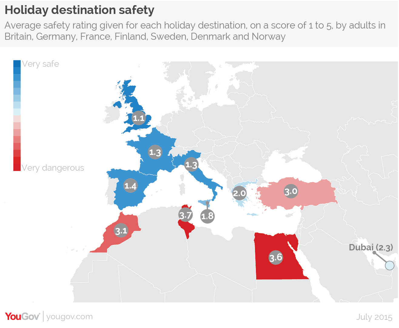 Yougov egypt and tunisia seen as the most dangerous holiday but egypt which links both northern africa and the middle east is now effectively considered to be as dangerous 36 as tunisia gumiabroncs Choice Image