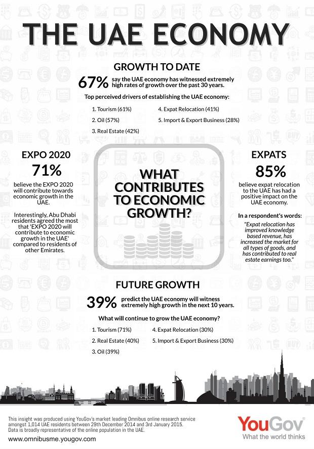 Infographic: The UAE Economy