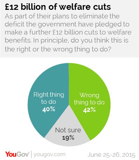Welfare Bill Poll