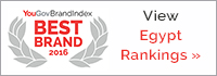View the Egypt Mid-Year BestBrand Rankings for 2016