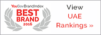 View the UAE Mid-Year BestBrand Rankings for 2016