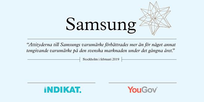 Samsung diplom
