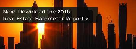 2016 Real Estate Barometer Report
