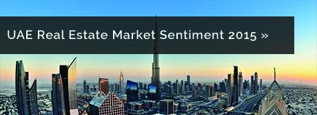 Request the 2015 UAE Real Estate Market Sentiment Report