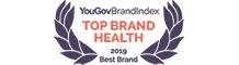 YouGov BrandIndex 2019 Brand Health Rankings