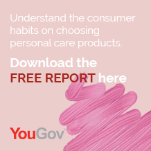 Consumer Behaviour for Choosing Personal Care Products