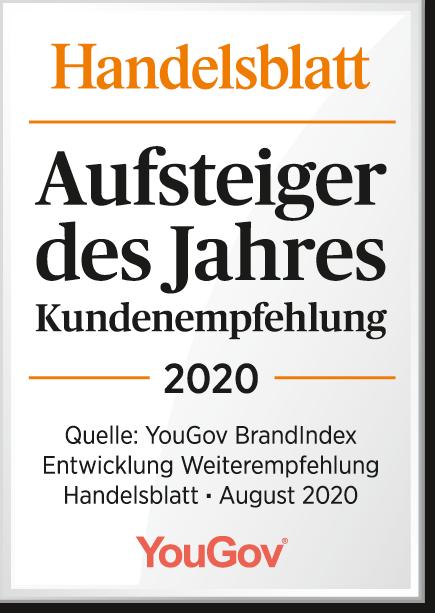 Preis-Leistungs-Sieger 2020