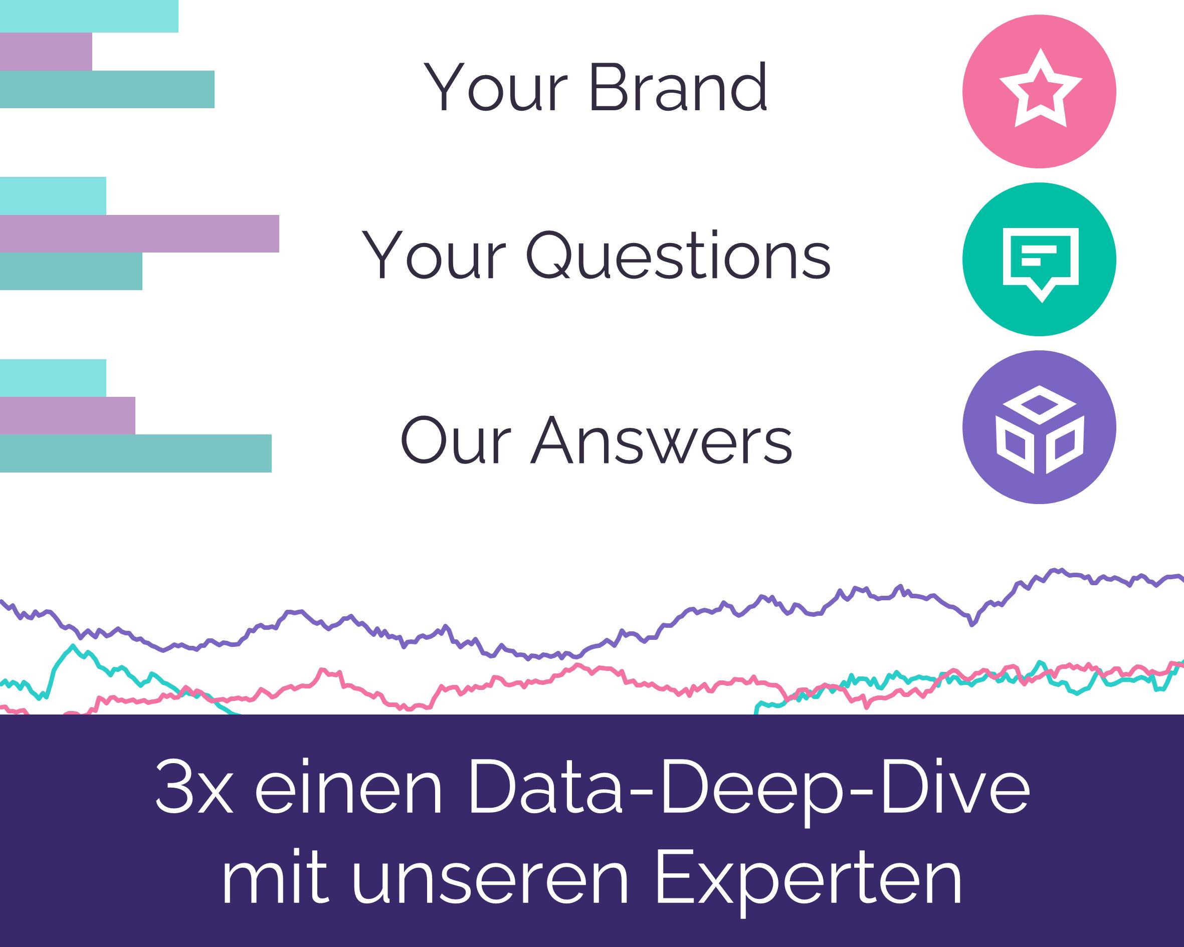 Mitmachen und einen Data-Deep-Dive gewinnen!