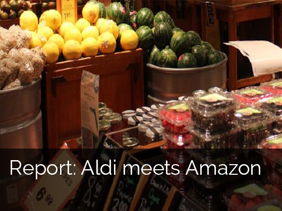 Report: Aldi meets Amazon