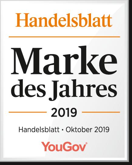 Marke des Jahres 2019