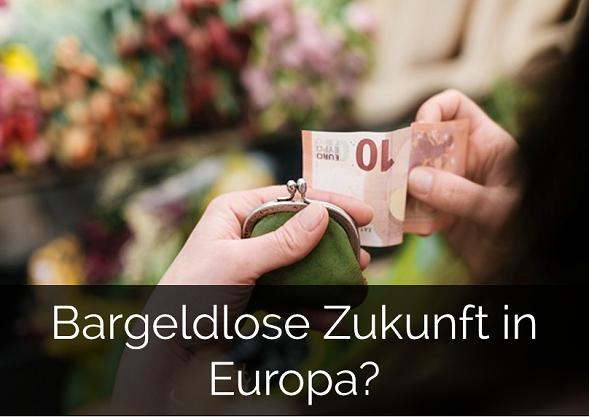 zum Download: Bargeldlose Zukunft in Europa?