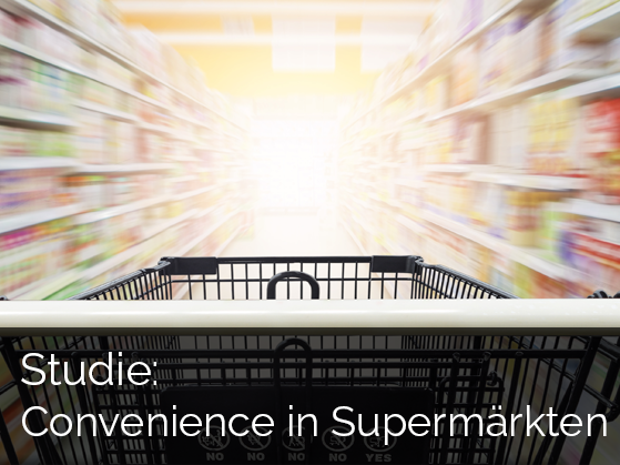 Studie: Convenience in Supermärkten