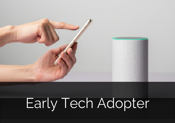 zum Download: Early Tech Adopter